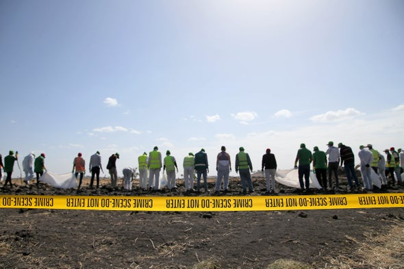 Are the Two Recent 737 Max 8 Crashes a Coincidence